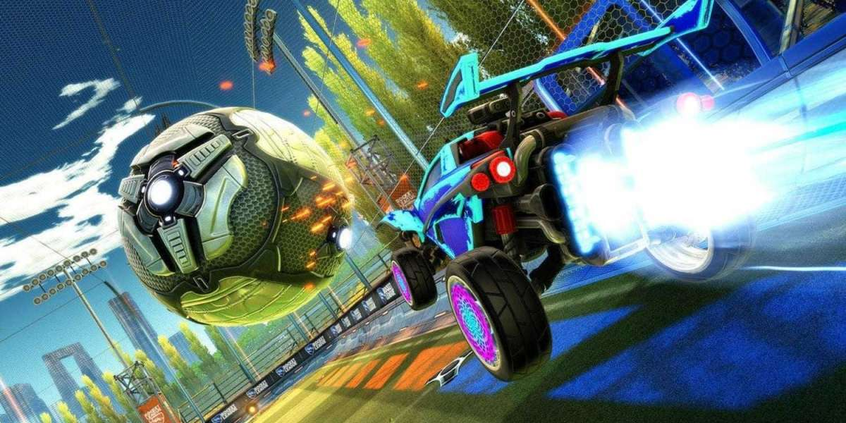 Hit car soccer game Rocket League is getting a Stranger Things crossover in time for Halloween